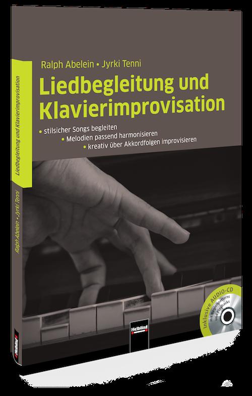 Liedbegleitung Klavierimprovisation cover